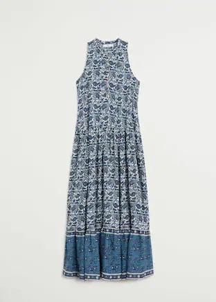 Mango Outlet: Los 5 mejores vestidos boho-chic cómodos y fresquitos con descuento