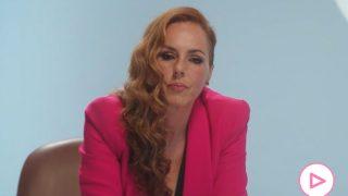 Rocío Carrasco en su docuserie/Telecinco