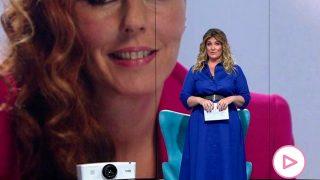 Carlota Corredera y Rocío Carrasco / Telecinco