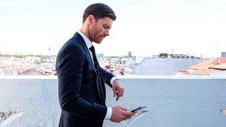Xabi Alonso, ejemplo de futbolista elegante / Instagram