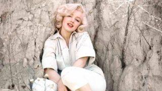 Una falda lápiz y camisa blanca de Zara para convertirnos en una Marilyn Monroe