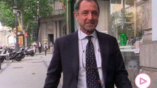 Luis Gasset reaparece en medio de rumores de reconciliación de Ágatha Ruiz de la Prada y Luis Miguel Rodríguez/Gtres