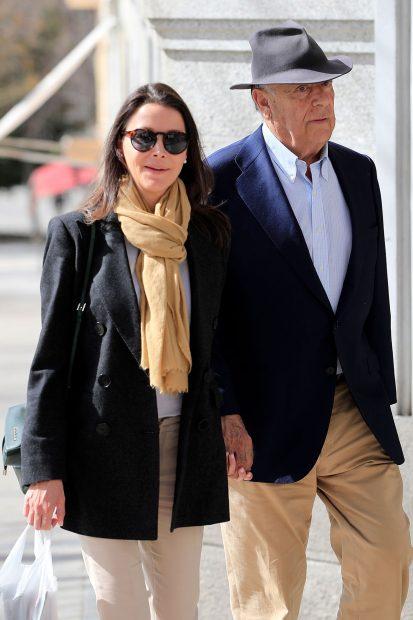 Esther Doña y Carlos Falcó / Gtres