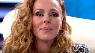 Rocío Carrasco ha comenzado su entrevista en Telecinco muy emocionada / Telecinco