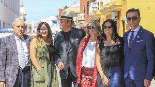 Rocío Flores, Gloria Mohedano y su marido José Antonio , Amador Mohedano, Gloria Camila Ortega y José Ortega Cano  en una imagen de archivo/Gtres
