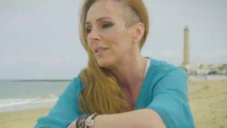 Rocío Carrasco durante el tráiler de la segunda temporada / Telecinco