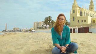 Rocío Carrasco en Chipiona / Telecinco