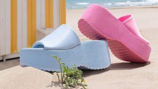 Las cuñas de neopreno de Stradivarius el zapato más resistente del verano, lo odiarás o amarás