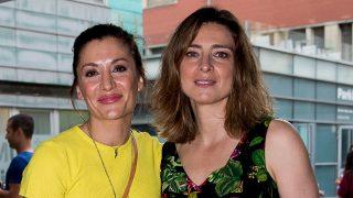 Sandra Barneda y Nagore Robles en una imagen de archivo/Gtres