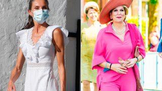 Reinas Letizia y Máxima de Holanda/Gtres