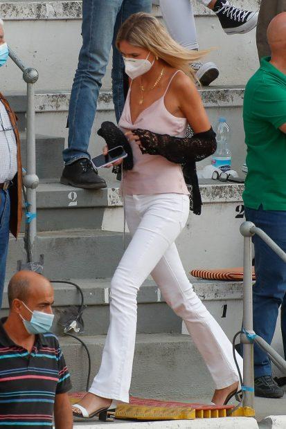 Ana Soria en una imagen de archivo./Gtres