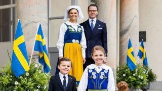 Familia Real sueca/Gtres