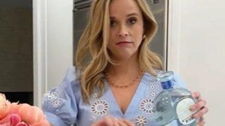 Reese Witherspoon tiene la receta del margarita de sandía que no vas a parar de hacer