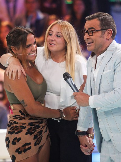 Gloria Camila, Rocío Flores, Jorge Javier Vázquez