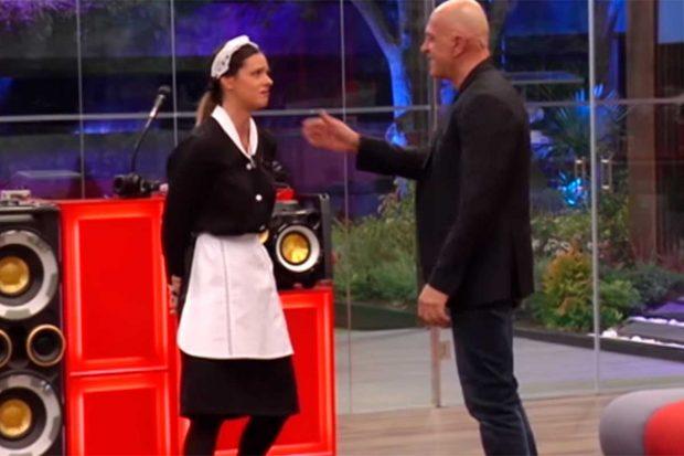 Laura Matamoros y Kiko se reencuentran en 'GH VIP' / Telecinco