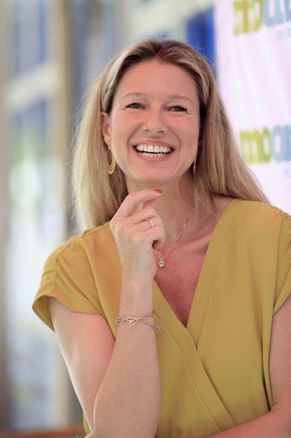 Anne Igartiburu, muy sonriente / Gtres