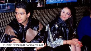 Agustín e Isabel Pantoja en una imagen de archivo / GTres