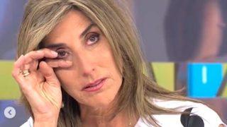 Paz Padilla durante el programa de este miércoles / Telecinco