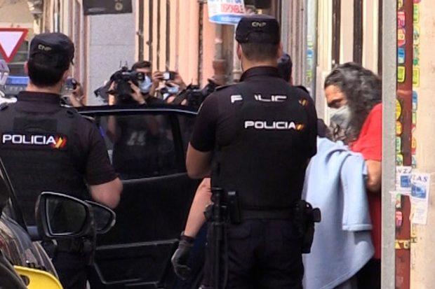 Diego 'El Cigala' ha sido detenido en la noche del miércoles alrededor de las 22:00 horas./Gtres