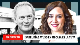 En directo, Isabel Díaz Ayuso en 'Mi casa es la tuya'