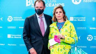 Luis Gasset y Ágatha Ruiz de la Prada / Gtres