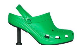 Crocs por Balenciaga/ Crocs