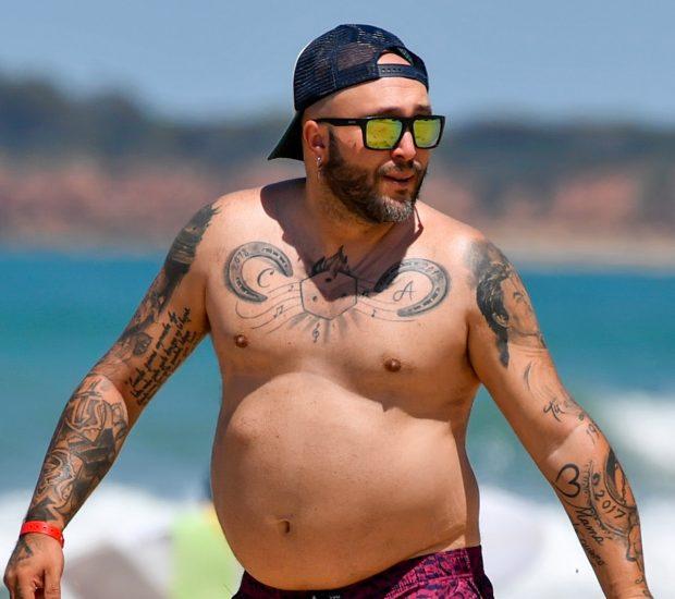 Kiko Rivera ha compartido en varias ocasiones con sus seguidores los numerosos tatuajes que se ha ido realizando./Gtres