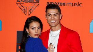 Georgina Rodríguez y Cristiano Ronaldo/Gtres