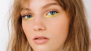 Aplica el undereyeliner o te quedarán atrás en tendencias de maquillaje