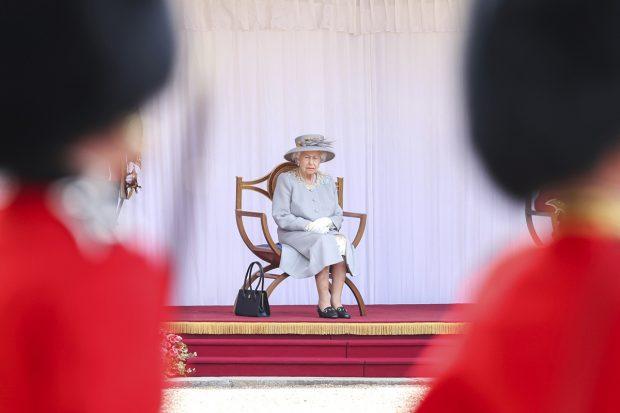 La reina Isabel cumplió el pasado 21 de abril 95 años./Gtres