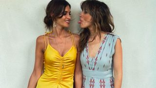 Sara Carbonero e Isabel Jiiménez/Instagram @saracarbonero