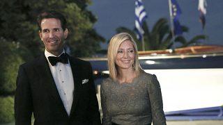 Marie Chantal y Pablo de Grecia / Gtres