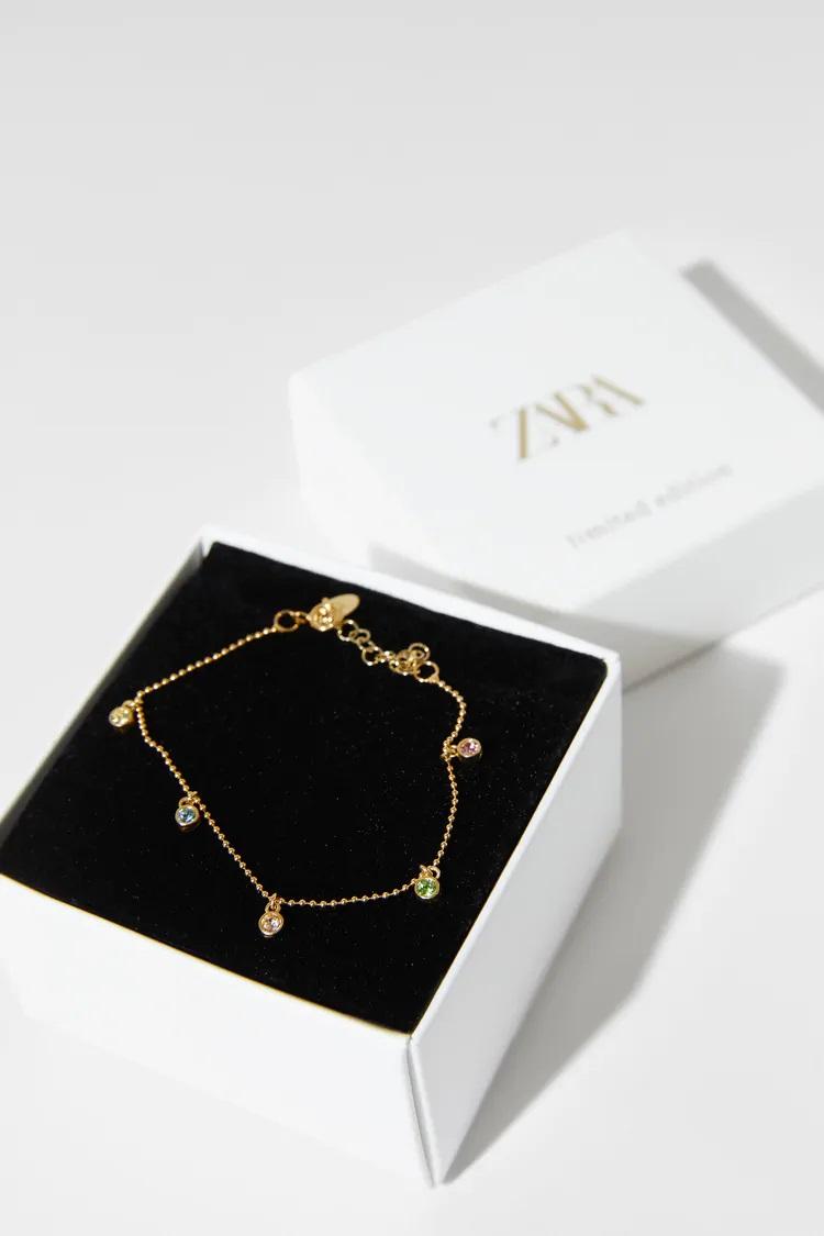 El capricho lujoso low cost del verano, las joyas de plata y oro de Zara Kids
