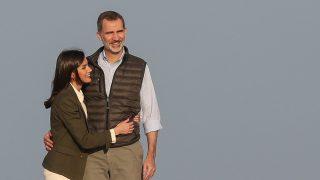 Los reyes Felipe y Letizia en una visita a Doñana / Gtres