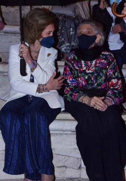 Reina Sofía, Irene de Grecia