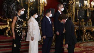 Cena en el Palacio Real / Gtres
