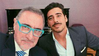 Carlos Herrera encuentra en su hijo al sustituto perfecto/@alberto.herreram