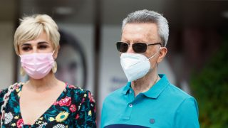 José Ortega Cano recibe el alta tras su operación de corazón/Gtres