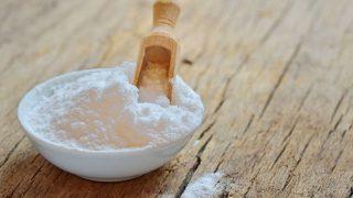 Cómo usar el bicarbonato de sodio en la belleza