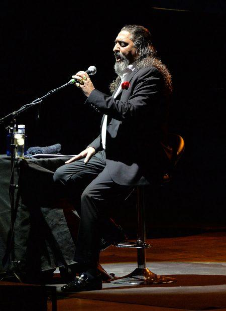 El cantante Diego 'El Cigala' en una imagen de archivo./Gtres
