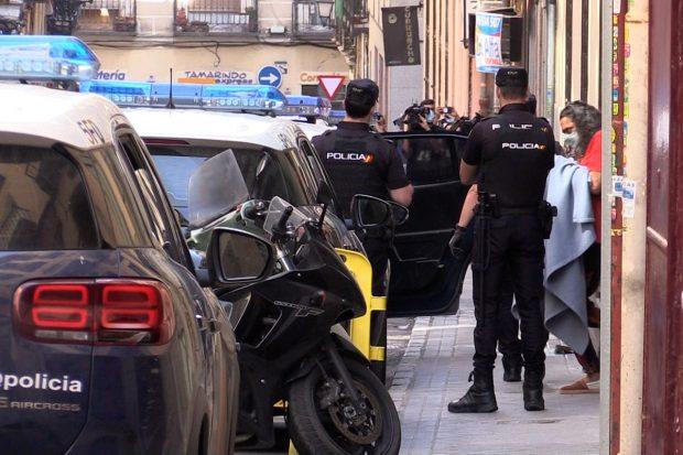 Diego 'El Cigala' fue detenido por presuntos malos tratos hacia su pareja./Gtres