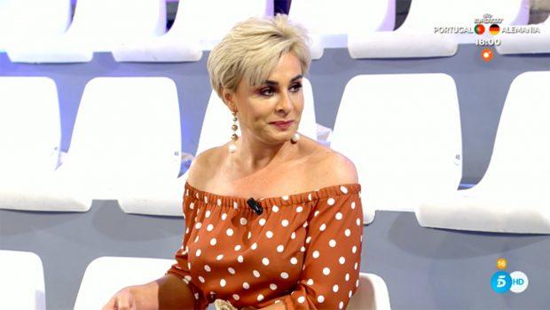 Ana María Aldón/Telecinco
