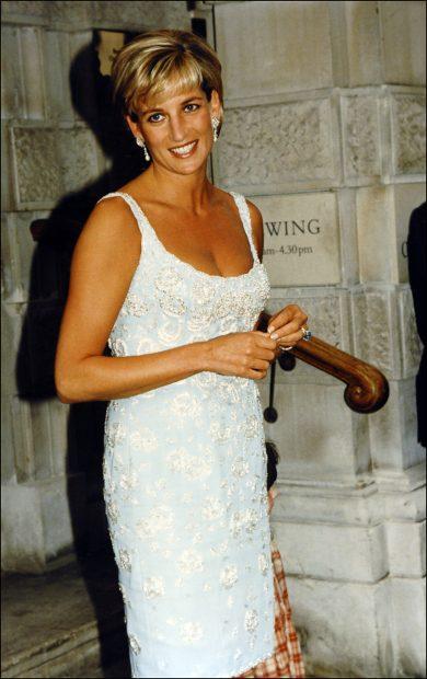 La princesa Diana en una imagen de archivo./Gtres
