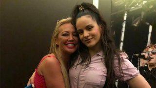 Belén Esteban y Rosalía/Instagram @belenestebanmenendez