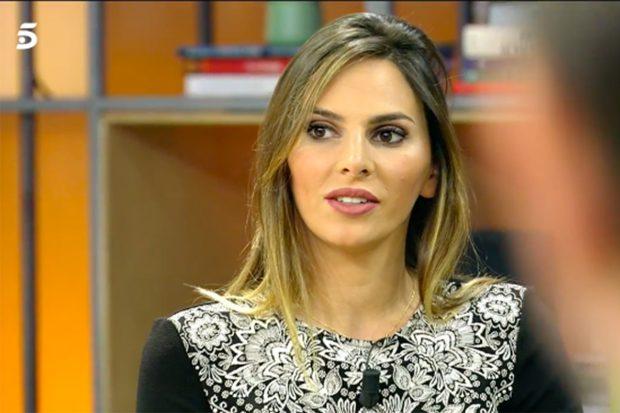 Irene Rosales en 'Viva la Vida'./Telecinco