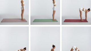 Celebra el día mundial del yoga con la irresistible colección para practicar este deporte de Oysho