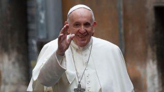 El Papa Francisco en una imagen de archivo/Gtres