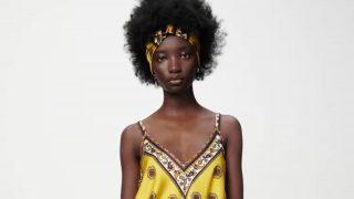 Zara tiene el vestido con diadema para lucir tipazo y estilo en San Juan