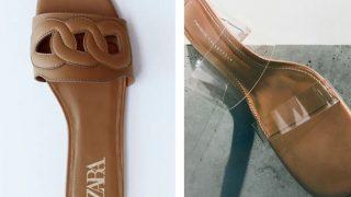Triunfa en tus cenas más chic con las sandalias de Zara