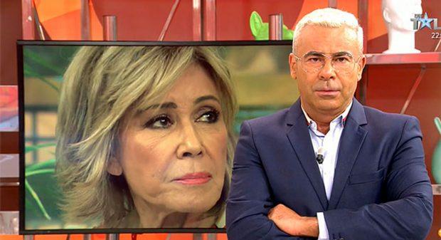 Mila Ximénez, Jorge Javier Vázquez